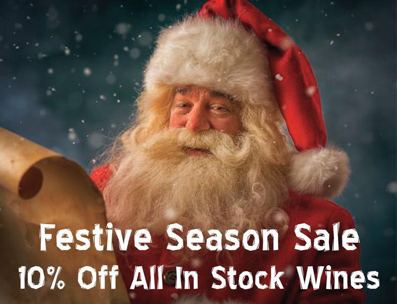 Festive Season In Stock Sale Header