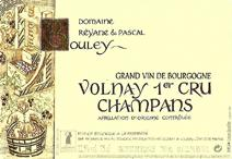 Bouley Champans Label NV