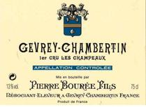 Bouree Champeaux Label