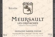 Coche Gruyaches Label