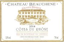 Beauchene 2014 CDR Label