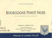 Pillot Bourgogne Pinot Label