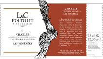 Poitout Venerees label