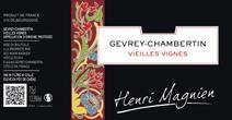Magnien Gevrey VV Label