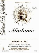 Tirecul Madame Label 2