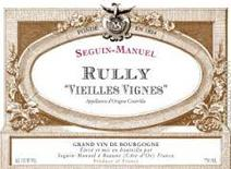 Seguin-Manuel Rully VV Label