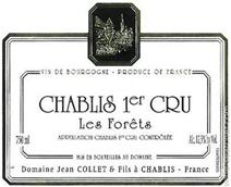 Collet Foret Label