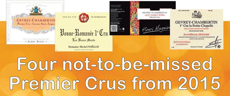 2015 4 Premier Crus Header