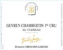 Drouhin-Laroze Closeau label