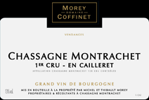 morey-coffiney Caillerets label