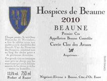Hospices Avaux Label
