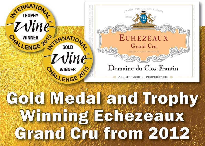 Frantin 2012 Echezeaux Header