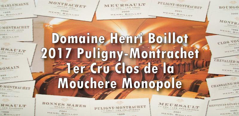 Boillot 2017 Mouchere Header