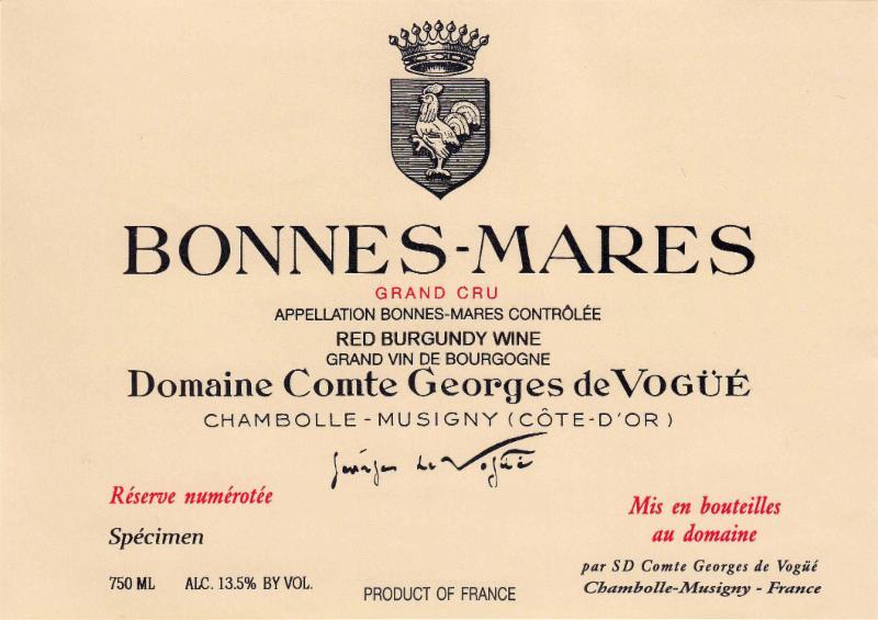 Vogue Bonnes-Mares