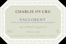Chablisienne Vaulorent Label