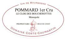 Coste-Caumartin Boucherottes label