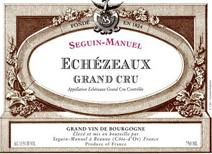 Seguin-Manuel Echezeaux label