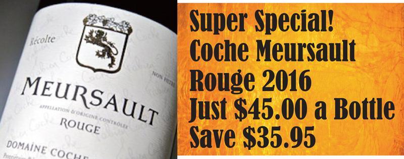 Coche Meursault Rouge 2016 Header