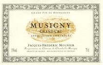 Mugnier Musigny Label