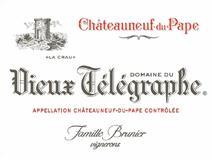 Vieux Telegraph Blanc label