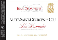 chauvenet Damodes Label