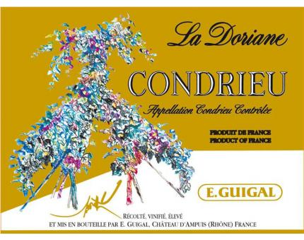 Guigal Doriane Label