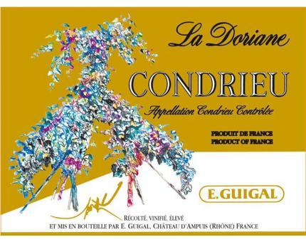 Guigal Doriane Label