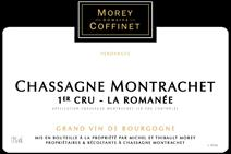 Morey-Coffinet Romanee Label