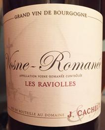 Cacheux Ravilloes Label