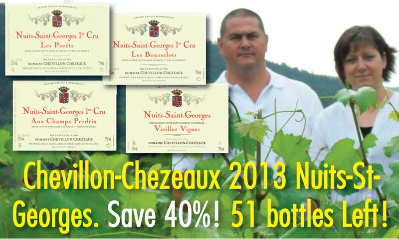 Chevillon-Chezeaux 2013 40% Header