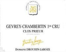 Drouhin-Laroze Clos Prieur Label