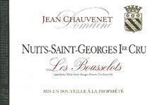 Chauvenet Bousselots label