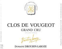 Drouhin-Laroze Vougeot Label