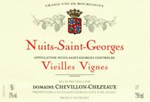Chevillon-Chezeaux NSG VV label