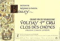 Bouley Chenes Label NV