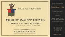 Castagnier Morey label
