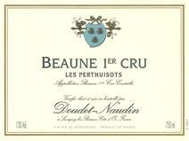 Doudet Perthuisots Label