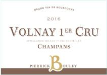 Bouley Pierrick Champans label 2016