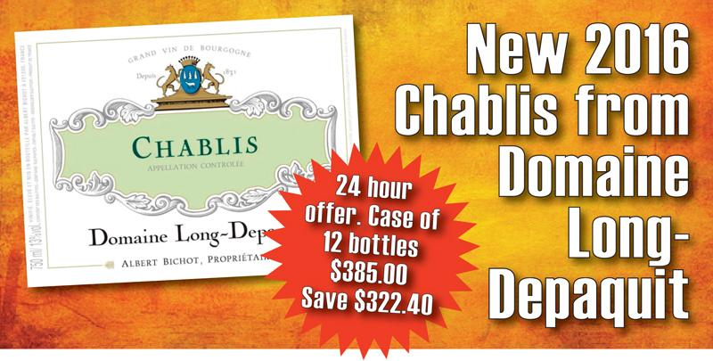 Long-Depaquit 2016 Chablis 24 Hours