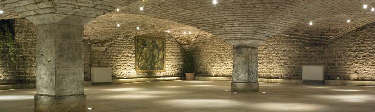 Pied du Mont Chauve cellars