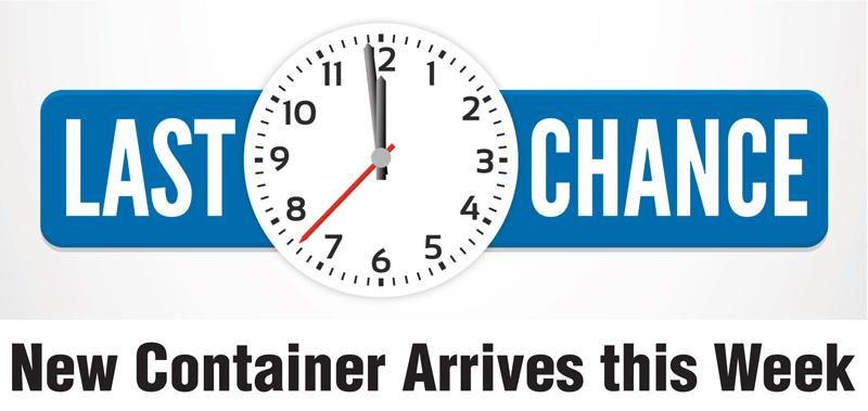 Last Chance New Container Header