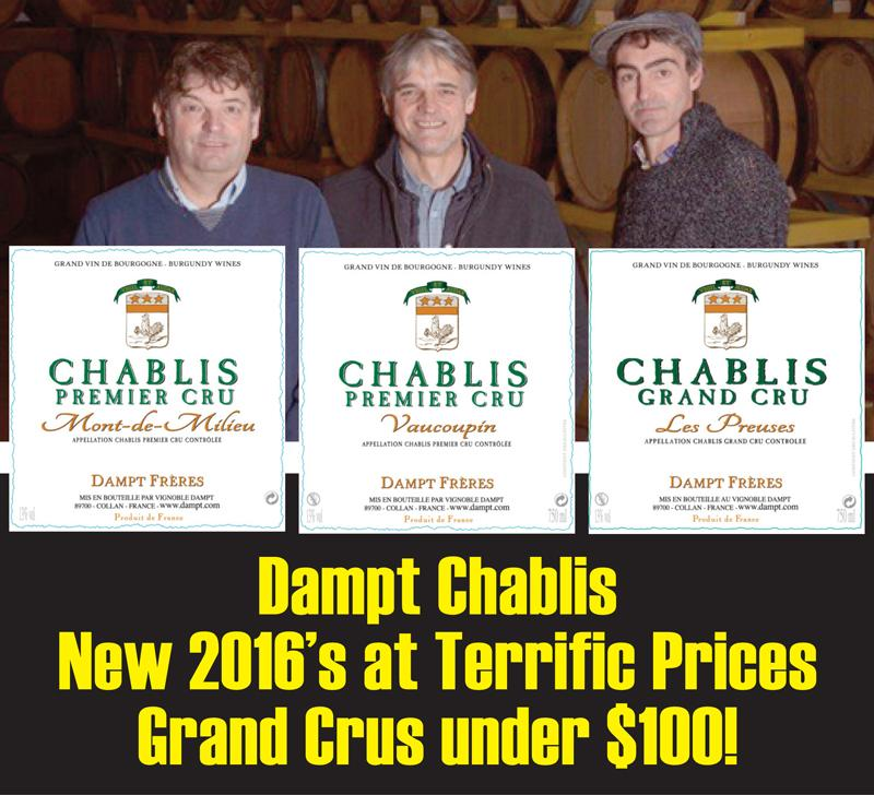 Dampt Chablis 2016 Header