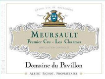 Pavillon Meursault Charmes Label