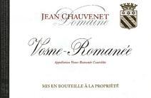 Chauvenet Vosne label