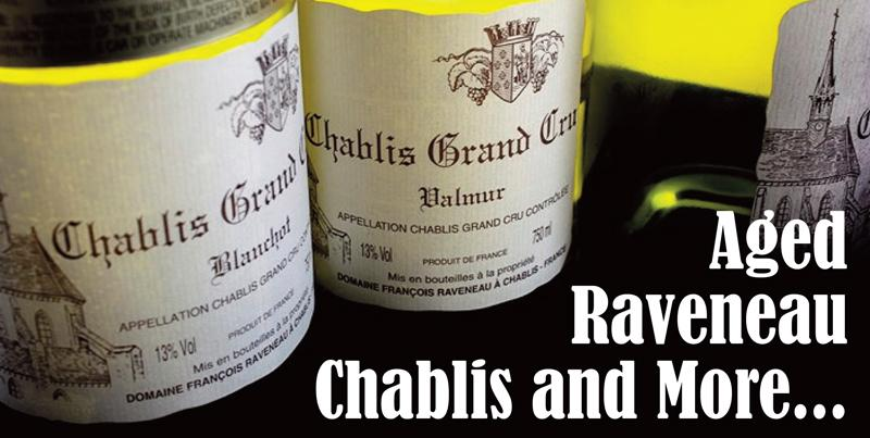 Raveneau Chablis