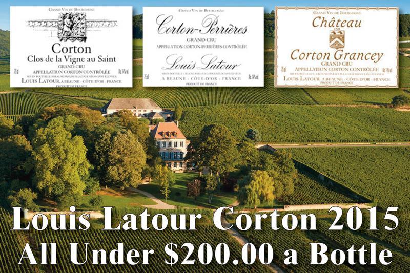 Louis Latour Corton 3 2015 header