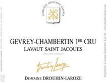 Drouhin-Laroze Lavaux Label