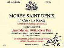 Guillon Riotte Label