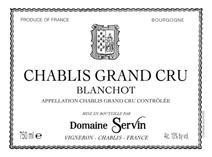 Servin Blanchot Label 2