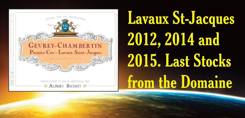 Bichot Lavaux Last Stocks Header
